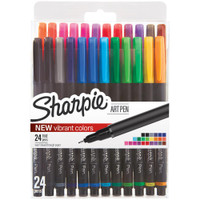 Sharpie Fine Point Art Pen - Set of 24
