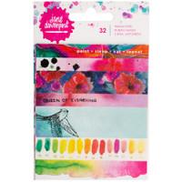 Jane Davenport - Mixed Media - Washi Tape Sticker Sheets