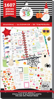 Me and My Big Ideas - The Happy Planner - Value Pack Stickers - Seasonal - Teacher (#1607)