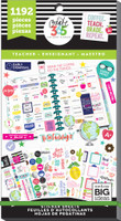 Me and My Big Ideas - The Happy Planner - Value Pack Stickers - Sweet Life - Teacher