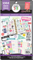Create 365 - Me and My Big Ideas - The Happy Planner™ Value Pack Stickers - Fri YAY - Student