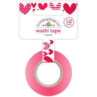 Doodlebug - Washi Tape - Heartfelt