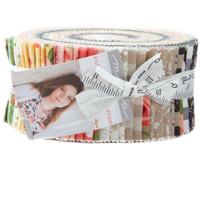 Moda Fabric Precuts Jelly Roll - Farmers Daughter by Lella Boutique
