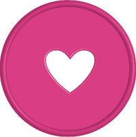 Me and My Big Ideas - The Happy Planner - Bright Pink - One Disc - Big (Large) Disc