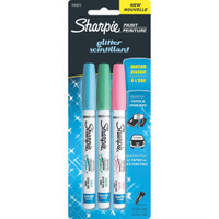 Sharpie - Extra Fine Glitter Paint Pens - Set of 3