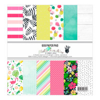 "Fancy Pants - Designs Single-Sided Paper Pad 6"" x 6"" - Hello Sunshine"