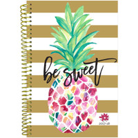 Bloom Daily Planners - 2017-18 Academic Planner - Pineapples