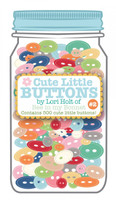 Riley Blake Designs - Lori Holt - Button Jar #2 - Blue
