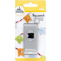 EK Tools Mini Punch - Flag