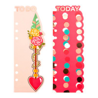 My Prima Planner - A5 Plastic Bookmark Divider - Bee Happy - Set of 2