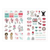 My Prima Planner - Julie Nutting - Planner Stickers - Beauty