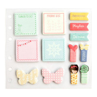 Prima Marketing - Julie Nutting - Planner Sticky Notes