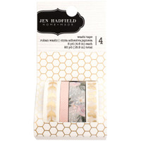 Jen Hadfield - Heart Of Home Washi Tape - Set of 4
