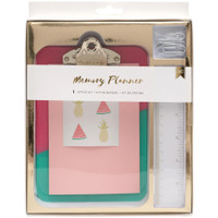American Crafts - Memory Planner Office Kit