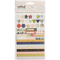 One Canoe Two Creekside - Planner Stickers
