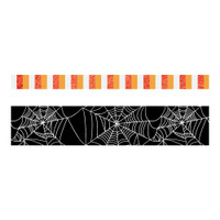 Paper House Life Organized Washi Tape - Set of 2 - Halloween with Gold Foil