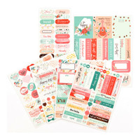 My Prima Planner Stickers - Bee Happy