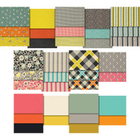 Denyse Schmidt Fabrics - Precuts Charm Pack - New Bedford by Denyse Schmidt