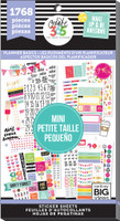 Me and My Big Ideas - The Happy Planner - Value Pack Sticker Book - Planner Basics™ - MINI