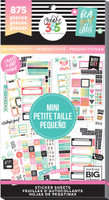 Me and My Big Ideas - The Happy Planner - Value Pack Sticker Book - Productivity - MINI
