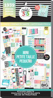 Me and My Big Ideas - The Happy Planner - Value Pack Sticker Book - Work it Out - MINI