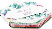 Denyse Schmidt Fabrics - Hexagons - Washington Depot by Denyse Schmidt