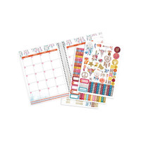 Paper House - Spiral Bound Planner - Free Spirit (Undated, Vertical)