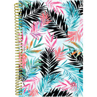 Bloom Daily Planners - 2017-18 Academic Planner - Tropical Leaves