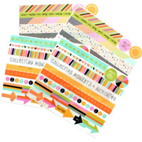 Freckled Fawn Washi Sticker Sheets - Summertime
