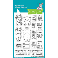 Lawn Fawn Clear Stamps - For You, Deer