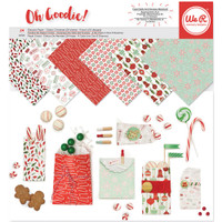 We R Memory Keepers - Glassine Paper Pack - 12 x 12 - Holiday Classics