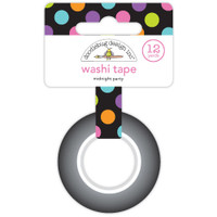 Doodlebug - Washi Tape - Midnight Party