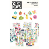 Carpe Diem - Simple Stories - Planner Essentials Mini Stickers