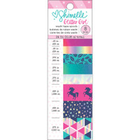 American Crafts - Shimelle Glitter Girl Washi Tape - Set of 8