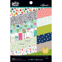 """Illustrated Faith - Double-Sided Paper Pad 6"""" x 8"""" Advent"""