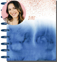 Create 365 - The Happy Planner - Me and My Big Ideas - 12 Months - CLASSIC Happy Planner - Indigo 2018