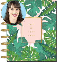OUTDATED - The Happy Planner - Me and My Big Ideas - CLASSIC Happy Planner - Funky Florals 2018 - Horizontal