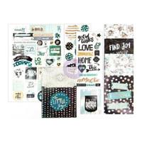 Prima Marketing - My Prima Planner Goodie Pack - Zella Teal