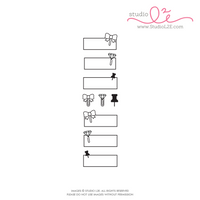 Studio l2e - Planner Stamps - Clip It