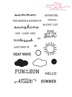 Studio l2e - Planner Stamps - Fun in the Sun