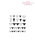 Studio l2e - Planner Stamps - Triangle Builder