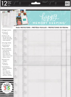 Create 365 - The Happy Planner - Me and My Big Ideas - Happy Memory Keeping™ BIG Page Protectors