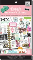Me and My Big Ideas - The Happy Planner - Sticker Value Packs - BIG - Everyday Memories (#606)