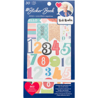 American Crafts - Designer Sticker Book - Vicki Boutin
