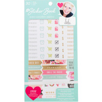 American Crafts - Designer Sticker Book - Heidi Swapp