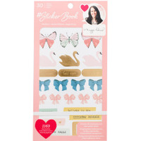 American Crafts - Designer Sticker Book - Maggie Holmes