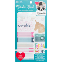 American Crafts - Designer Sticker Book - Shimelle