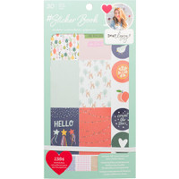 American Crafts - Designer Sticker Book - Dear Lizzy