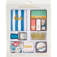 Webster Pages - Color Crush - Planner & Stationery Accents Kit - Love Everyday