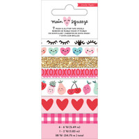 Crate Paper - Main Squeeze - Washi Tape - Set of 7